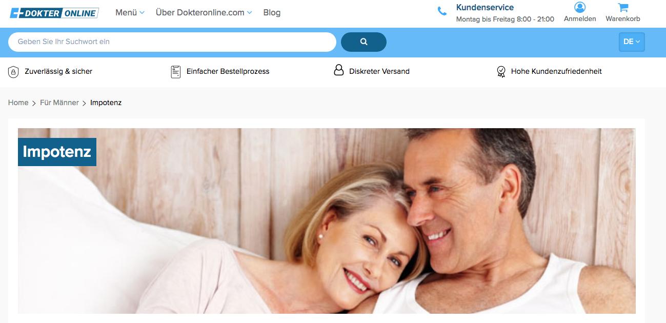 Dokteronline - medizinischer Online-Dienst